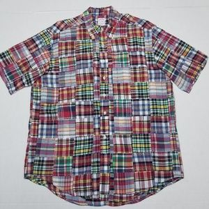 Brooks Brothers 1818 Men's Large multi color shirt